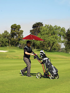 Adjustable Umbrella with Universal Clamp Sport Versa-Brella SPF 50+ Protection