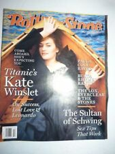 ROLLING STONE MAGAZINE US #781 march 5 1998 Kate Winslet