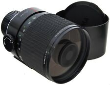 CONTAX/Yashica Sigma 600mm 1:8 + Hood -