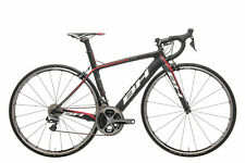 2016 BH G6 Road Bike X-Small Carbon Shimano Dura-Ace Di2 9070 11s WH-RS81 FSA