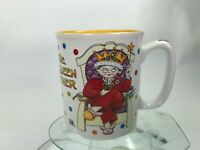Andrews McMeel Publishing Coffee Mug By ME Inc The Queen Mother Rare Tea Cup C23