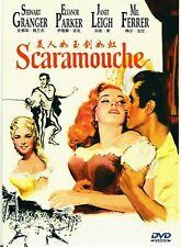 "New DVD "" Scaramouche ""  Stewart Granger, Janet Leigh"