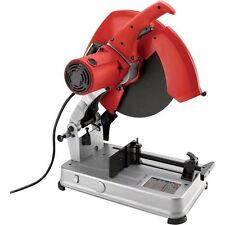 "Milwaukee 14"" Abrasive Cut Off Chop Saw 15 Amp - 4.0 Max HP Motor 6177-20 -"