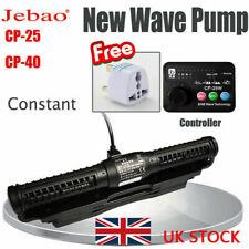 UK JEBAO/JECOD CROSS FLOW WAVE MAKER PUMP AQUARIUM CP25/40/55 New Version