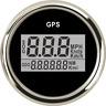 52mm GPS Digital Speedometer Odometer Gauge Motorcycle Universal for Car Marine