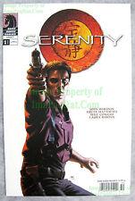 Serenity Those Left Behind #1 Malcom Mal Vhtf Newsstand Variant Copy! Cassady