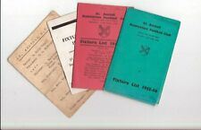 More details for st.austell fixture cards 1955/56 1956/57 1970/71 1973/74