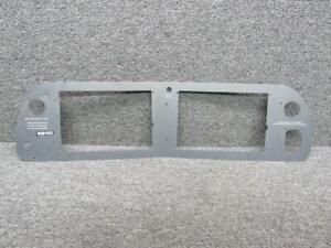 "19678-001 Cirrus SR20 Instrument Panel Assy W/ 10"" Cutouts (G1000)"