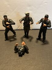 Forces Of Valor 1:32 Soldier Lot German 4 Pieces
