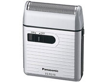 NEW PANASONIC ES-RS10 Portable Pocket Battery Shaver Razor MADE IN JAPAN Silver