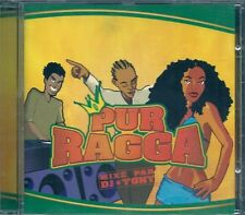 CD COMPIL 22 TITRES--PUR RAGGA--DJ TONY--SHAGGY/MAN/TOK