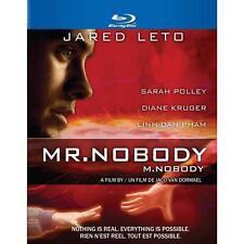 NEW/SEALED - Mr. Nobody (Blu-ray Disc, 2011) Jared Leto