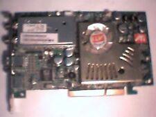 ATI AIW Radeon 9600 XT 128M AGP Video 102A0900301 128MB