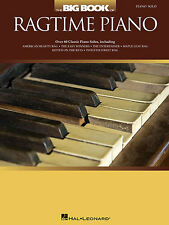 The Big Book Of Ragtime Piano The Entertainer Kitten On The Keys Music Book