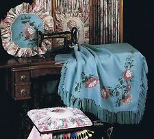 Classic Victorian Afghan & Pillow Cross Stitch Chart
