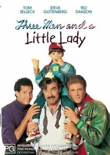 Three Men And A Little Lady (DVD, 2002) R-4, NEW AND SEALED, FREE POST AUS-WIDE