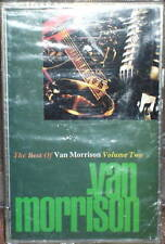 VAN MORRISON BEST OF VOLUME 2 CASSETTE ALBUM INDONESIA NEW SEALED