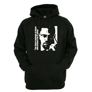 Malcolm X Hoodie   Civil Rights Movement   Black History   Black Lives Matter