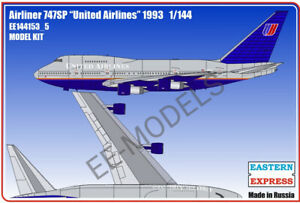 Eastern Express 1/144 B-747SP UNITED EE144153_5