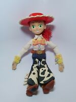 Disney Pixar 15 Inch Talking Jessie Pull String Working Doll Toy Story & Hat