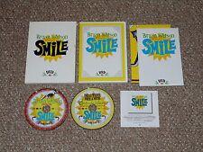 Brian Wilson Presents - Smile DVD 2005 2-Disc Set Complete Rhino Home Video