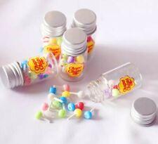 Doll House Accessories 1:12th Miniature - 1 x Jar of Chupa Chups