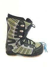 G/244* Thirtytwo Mens Snowboots Green Black Eur45/UK 10