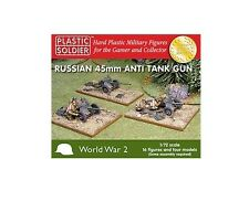 1/72nd 45mm anti Tanque pistola ruso