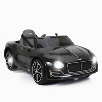 12V Electric Car Kids Ride On Truck w/Remote Control LED Lights 2 Speeds Music