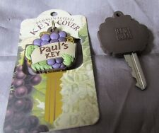 KEY COVER PAUL'S PERSONALIZED H&H  DESIGNED KEY COVER