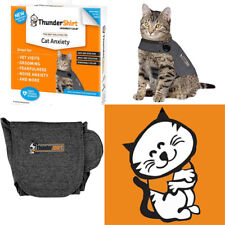 ThunderShirt Classic Cat Anxiety Jacket
