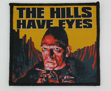 PATCH - The Hills Have Eyes (woven) - Horror, Wes Craven Pluto Gore Exploitation
