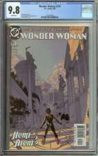 WONDER WOMAN #191 CGC 9.8 WHITE PAGES