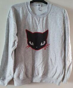 **Rare** Emily The Strange Sweatshirt, nwot**