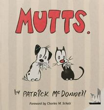 MUTTS  (ExLib) by McDonnell, Patrick