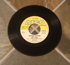 "45 RPM Northern Soul By Ben E. King, ""Spanish Harlem"" on Atco"