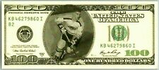 BOBBY ORR CUSTOM MADE U.S.A 100 DOLLAR BILL Card / Print $ #2 Rare Bruins Star