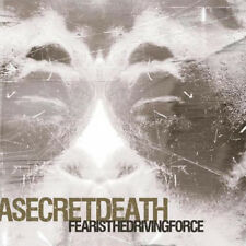 A SECRET DEATH [AUS] _ Fear Is The Driving Force _ 2007 Skull & Bones Records