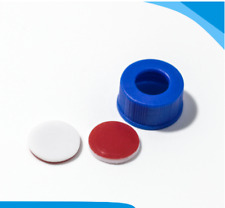 9-425 Plastic Caps corrosion resistant screw Thread PTFE/Silicone Cover 100pcs
