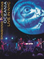 Smashing Pumpkins Oceania Live IN Nyc (2013) 24-track DVD Nuovo/Sigillato