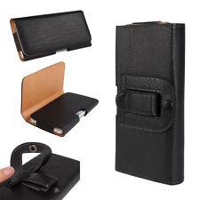 Quertasche Schutz Hülle Gürteltasche Belt Clip Wallet Bag Case für Handys / IPod