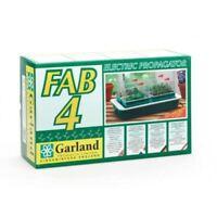 Garland Fab 4 Vented 10W Electric Heated Seed Tray Propagator Unit - FREE P&P