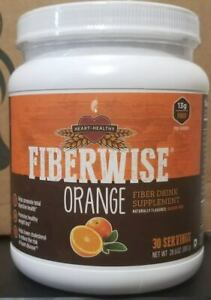 Melaleuca Fiberwise Orange Fiber Drink Supplement - 30 Servings