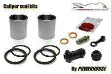 Honda SH125 front brake caliper piston & seal rebuild repair kit set 2006