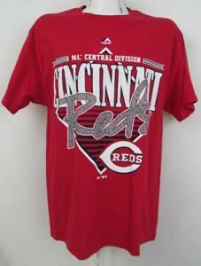 Cincinnati Reds Mens Size Large Short Sleeve T-Shirt CIR 12