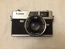 [TESTED] Canon Canonet QL17 35mm Rangefinder Film Camera Clean New Light Seals