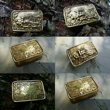 ANTIQUE MUSEUM QUALITY 20 KARAT SOLID GOLD SNUFF BOX, TRINKET BOX, ONE OF A KIND