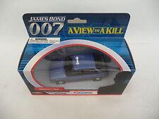 Corgi 1:43 Renault Taxi Blue A View To A Kill James Bond 007 TY06402