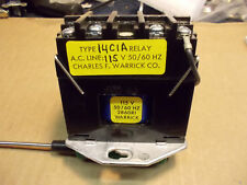 Warrick Controls 14C1A Relay 115vac, New Old Stock