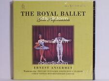 The Royal Ballet Gala Performances Ansermet Classic 180 Gram 2 LP Soria # 0332